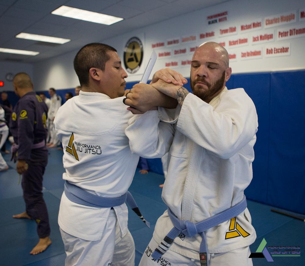 self defense classes in bergen county